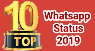Top 10 Best Wishes Whatsapp Status 2019 Status Club