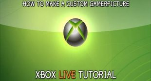 How to Create a Customized Gamerpic for your Xbox Live Profile