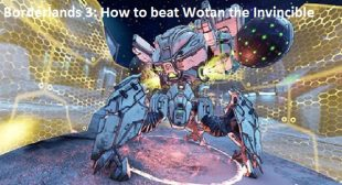 Borderlands 3: How to beat Wotan the Invincible