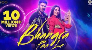 Bhangra Paa Le Lyrics in hindi -Mandy Gill Title Track |Sunny Kaushal