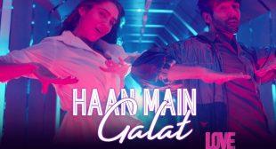Haan Main Galat Lyrics – Arijit Singh