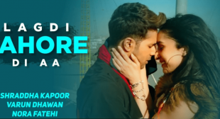 Lagdi Lahore Di Lyrics in hindi   Street Dancer 3D   Guru Randhawa, Tulsi Kumar