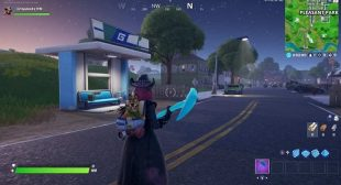 How to Find Fortnite Bus Stop Locations