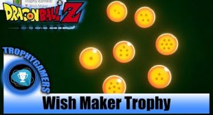 How to Find Dragon Balls to Earn Maker Trophy Achievement in Dragon Ball Z: Kakarot