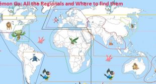 Pokémon Go: All the Regionals and Where to find them