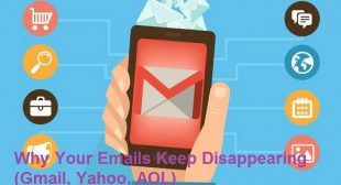 Why Your Emails Keep Disappearing (Gmail, Yahoo, AOL) – Directory Nation