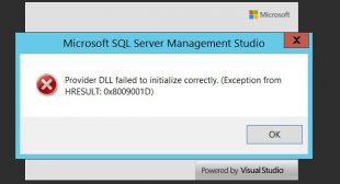 "How to Fix ""Provider DLL Failure 0x8009001D"" Error"