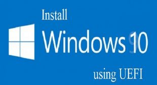 How to Enter UEFI on Windows 10 Computer