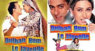 Remembering Salman Khan-Karisma Kapoor's Dulhan Hum Le Jayenge As It Completes 20 Years