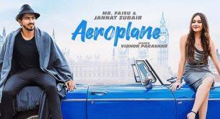 Aeroplane Lyrics – Vibhor Parashar