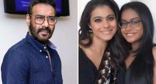 Ajay Devgn's Daughter Nysa Tested Positive For Coronavirus? Actor Breaks Silence