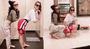 Disha Patani & Krishna Shroff's VIRAL Video Amid Lockdown Is Making Us Miss Our BFFs Like Never Before!