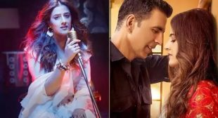 Akshay Kumar's Romantic Gesture For Nupur Sanon's Unplugged Version Of Filhall Will Melt Your Hearts
