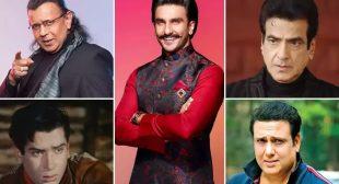 Ranveer Singh Gives A Tribute To 4 Dancing Superstars Govinda, Jeetendra, Mithun Chakraborty & Shammi Kapoor