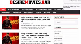 Desiremovies – Latest free Bollywood and Hollywood movie download