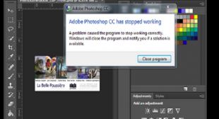 How to Fix Photoshop Crashes When Printing on Windows 10?