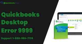 How to Resolve QuickBooks Desktop Error 9999 – quickbooksfixes