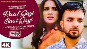 Raat Gayi Baat Gayi Punjabi Song Lyrics