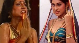 Apart From Draupadi In 'Mahabharata', Roopa Ganguly Played Another Role, Did You Notice?