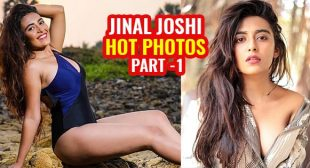 10 hot photos of JInal Joshi (part 1) – see this sexy Indian model flaunt her fine curves in style.
