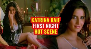 Katrina Kaif's suhagraat (first night) hot scene In Partner Movie – watch this Bollywood actress set screens on fire in Partner.