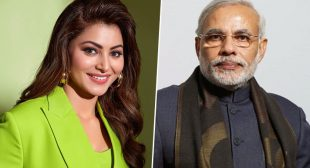 Urvashi Rautela Supports PM Modi's Lockdown 5.0; Urges Everyone To Follow