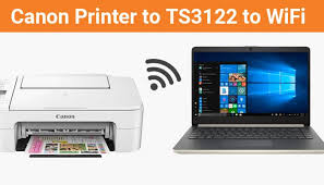 How to Connect Canon TS3122 Printer to WiFi | Printer Technical Support?