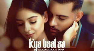Karan Aujla's New Song Kya Baat Aa