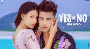 Yes Or No Lyrics In Hindi – Jass Manak