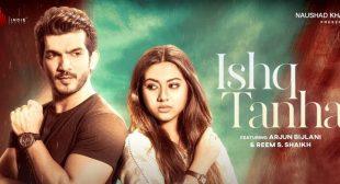 Ishq Tanha Lyrics – Siddharth Bhavsar