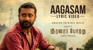 Aagasam Lyrics – Soorarai Pottru