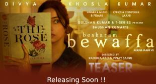 बेशरम बेवफा Besharam Bewaffa Lyrics in Hindi – B Praak | Divya Khosla Kumar