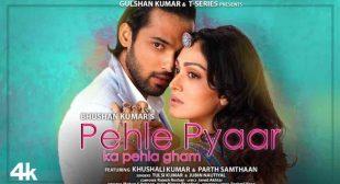 Pehle Pyar Ka Pehla Gum Song Lyrics by Jubin   Tulsi Kumar