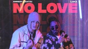 NO LOVE LYRICS – Emiway