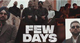 Few Days – Karan Aujla
