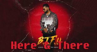 Here & There Karan Aujla Lyrics